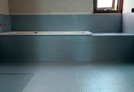 Home Renovations Internal Waterproofing